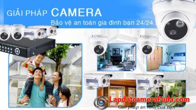 Lắp đặt camera quận Tân Bình chính hãng giá rẻ