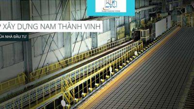 Công ty thép Nam Thành Vinh