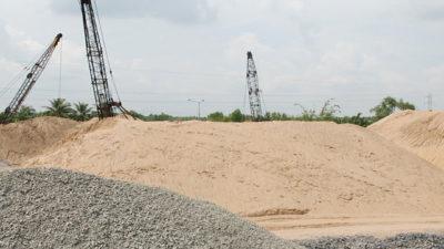 Báo giá cát xây dựng mới nhất năm 2020 VLXD Trường Thịnh Phát