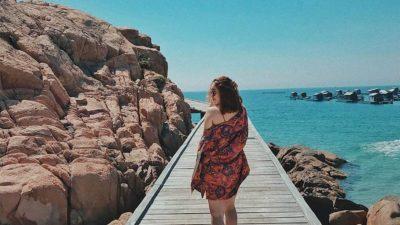 Kỳ Co Eo Gió – Điểm đến hấp dẫn giải nhiệt mùa hè