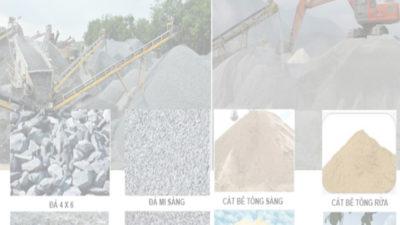 Cập nhật bảng báo giá đá xây dựng mới nhất tại Tphcm năm 2020